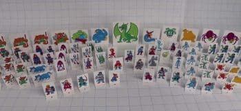 Where to Find D&D Paper Miniatures Templates