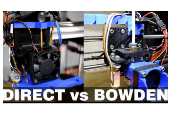 Direct Vs Bowden Extruder. Which Is Better?
